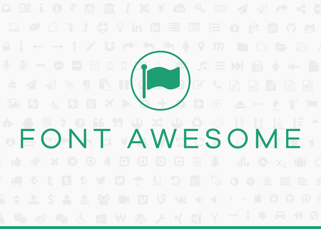 How to Use Font Awesome easily!